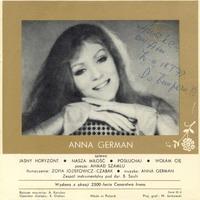 Anna German - Recital Piosenek